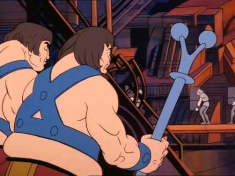 He-man and the masters of the universe Season 1 Episode 5 she-demon of phantos