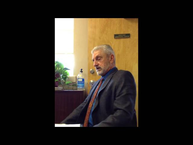 Richard Testimony Part 2