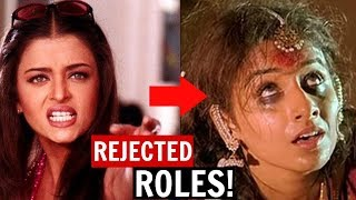 Video 10 Shocking Bollywood Movie Role Rejections You Had No Idea About! MP3, 3GP, MP4, WEBM, AVI, FLV April 2018