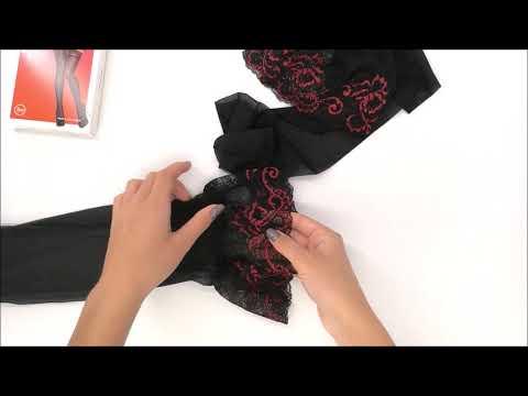 Punčochy Musca stocking - Obsessive