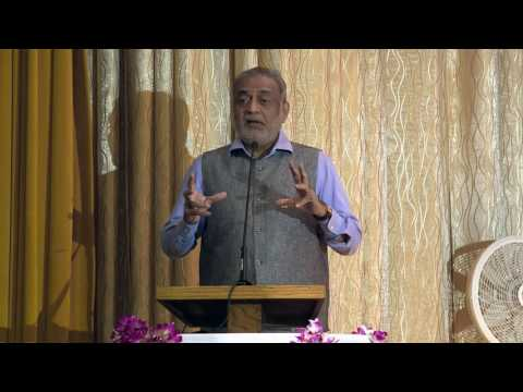 Daaji speech HFN Conf LA Temple
