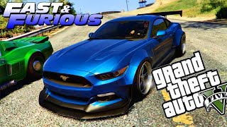 Nonton FAST & FURIOUS GTA 5 MOD l FORD MUSTANG GT 2015 l Yokai Games l Film Subtitle Indonesia Streaming Movie Download
