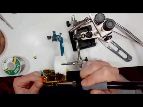 🔧 Come aggiustare (sostituire) connettore di ricarica su un Samsung Galaxy S3/ S3 Neo (I9301-I9300).