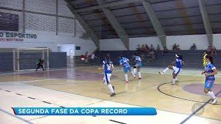 Copa Record: Iacanga e Ibitinga nas quartas de final da série Prata