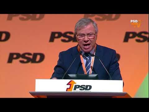 37º Congresso PSD - Intervenção de Arménio Santos