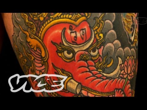 Tattoo Age: Troy Denning (Part 1/3)