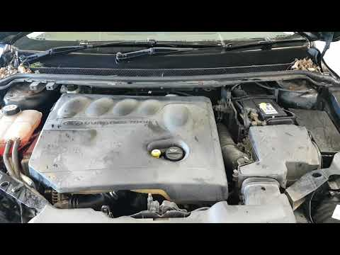 2007 Ford Focus 2005 To 2007 (4 Cyl 16v  DOHC Diesel) 2020-01-20 14:46:28
