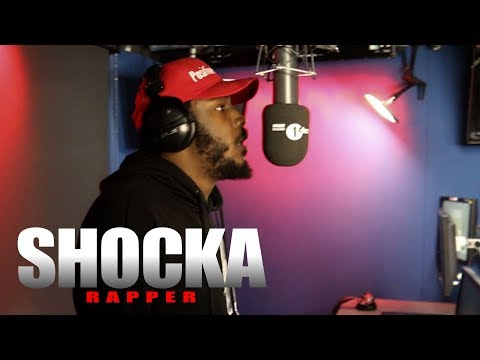 SHOCKA | FIRE IN THE BOOTH @CharlieSloth @shocka_artist