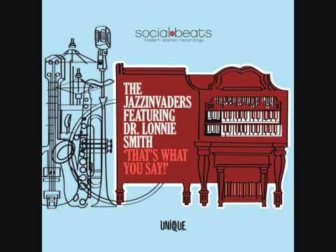 The Jazzinvaders - Little Sunflower