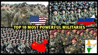 Top 10 Most Powerful Militaries in 2017,Top 10 Most Powerful Countries,Indian defence news,Hindi