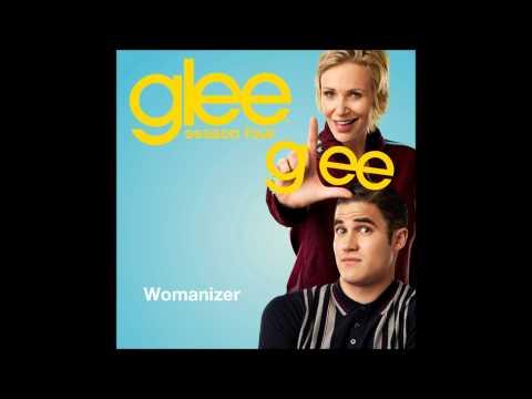 Tekst piosenki Glee Cast - Womanizer po polsku
