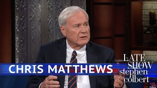 Chris Matthews: Trump Only Wants To Be Friends With Dictators