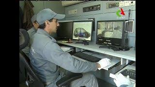 Douane: Des scanners mobiles pour un meilleur controle de véhicules.