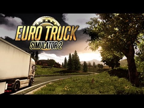 HispaSolutions - Euro Truck Simulator 2 CD Key DVD pc carátula