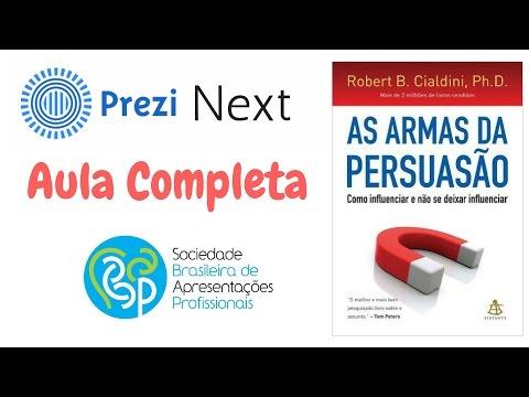 Curso de Prezi Next - Aula 1 - As Armas da Persuasão