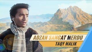 Adzan Sangat Merdu - Taqy Malik