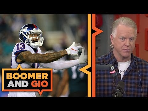 Video: WHAT is GOING on with the Giants locker room? | Boomer and Gio