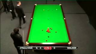 Ronnie O'Sullivan - Joel Walker (Full Match) Snooker International Championship Q 2013 - Round 1