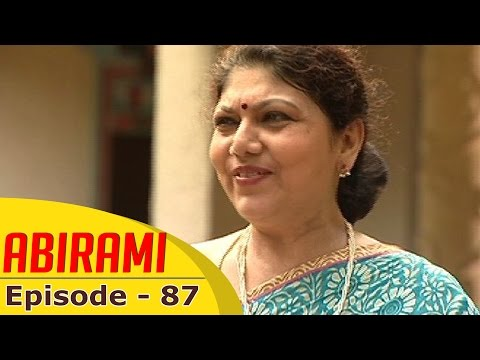 Abirami-feat-Gautami-Epi-87-Tamil-TV-Serial-02-11-2015