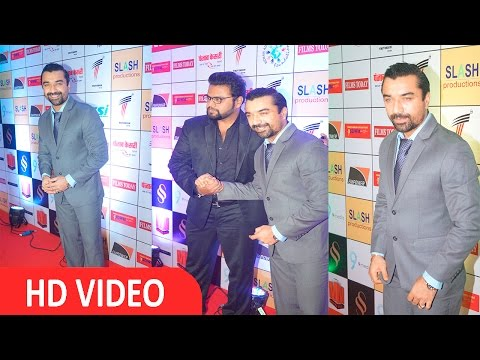 Ajaz Khan At 1st Films Today Awards
