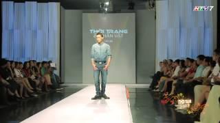 Thời Trang và Nhân vật HTV7 - NTK Lê Lên ( số 53 - 25.01.2014)