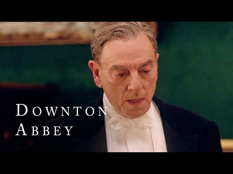 Butler Stowell Put in his Place | Downton Abbey | Season 5