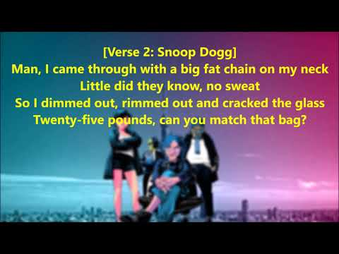 Gorillaz - Hollywood [Lyrics]