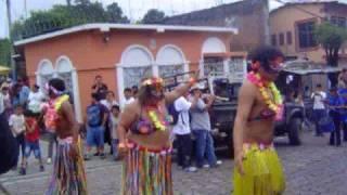 Olocuilta, Bailarinas Del Barrio El Carmen II
