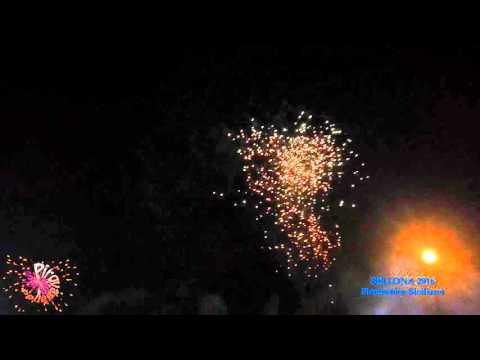 BELLONA (Caserta) - Pirotecnica SICILIANO (Batteria 2016)