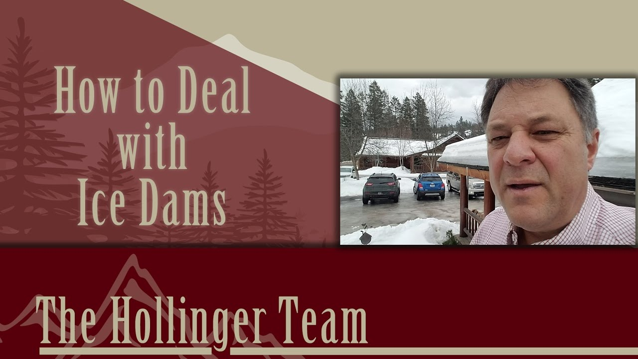 How to Prevent and Deal With Ice Dams