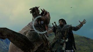 Middle-Earth: Shadow of Mordor Walkthrough Part 19 - Big Game