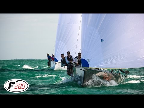 Farr 280 at Key West Race Week: Pre-Race Practice