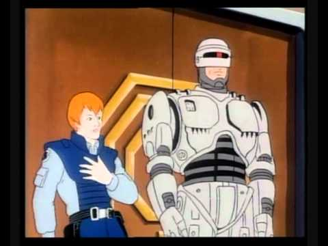 "RoboCop - ""Into the Wilderness"""