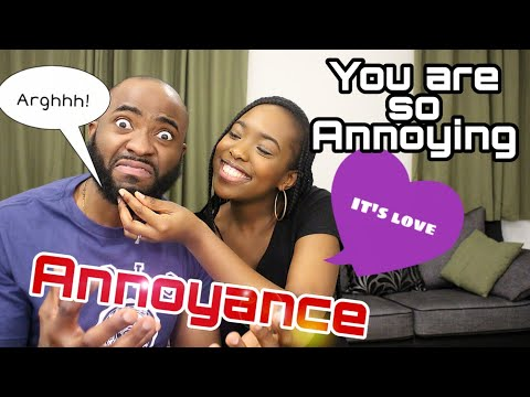 THINGS WE DO TO ANNOY EACH OTHER // Husband And Wife Chronicles