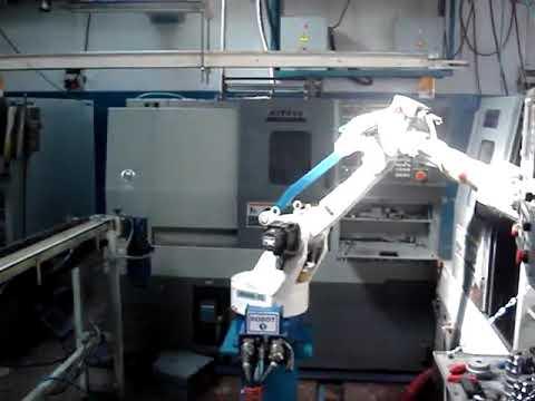 CNC ve Robot Kollara Ürün Besleme Sistemi