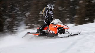 2. 2016 Arctic Cat XF 8000 High Country Review