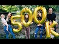 Download Lagu HITTING 500k Subscribers LIVE!!!! Mp3 Free