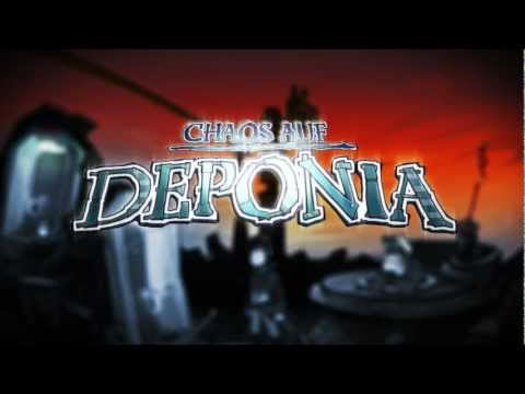 трейлер Chaos on Deponia