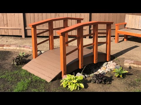 Building a backyard Bridge