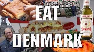Copenhagen Denmark  City pictures : Danish Food & What To EAT in Denmark