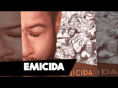 Emicida fala sobre seu novo clipe, política e preconceito