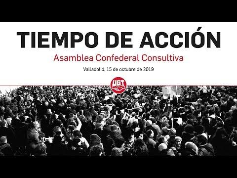 TIEMPO DE ACCION | ASAMBLEA CONSULTIVA CONFEDERAL | VALLADOLID 2019