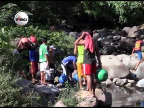 Ahuachapán, habitantes de Colonia Miramar en San Francisco Menéndez denuncian falta de agua