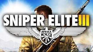 Sniper Elite 3 Funny Moments Gameplay (Gaberoun Mission) [PS4 Gameplay]
