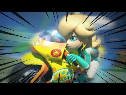 MK8: Rosalina Adventure 2 Battle (видео)