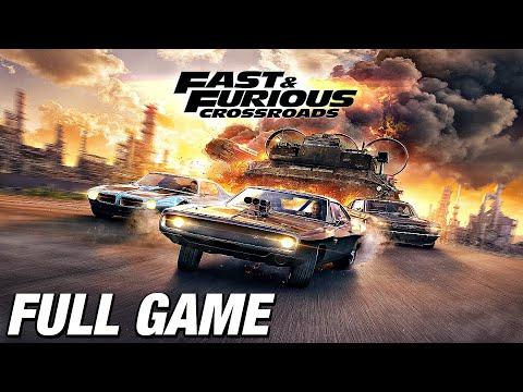 FAST & FURIOUS CROSSROADS - Gameplay Walkthrough FULL GAME (1080p 60fps) PS4 PRO