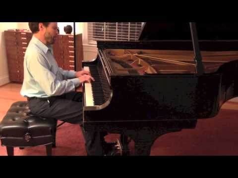 Frederick Moyer plays 5 Brubeck Nocturnes