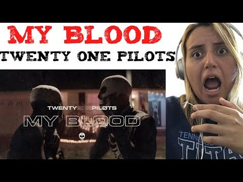 Video My Blood - Twenty One Pilots (Official Video) Reaction download in MP3, 3GP, MP4, WEBM, AVI, FLV January 2017