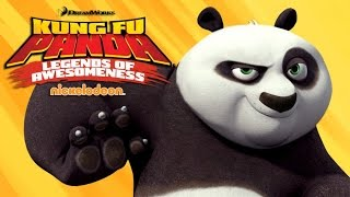 Kung Fu Panda Theme Song with Lyrics (Legends of Awesomeness)