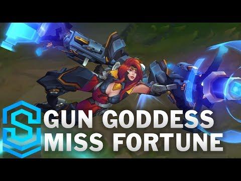 Miss Fortune Nữ thần Không Gian